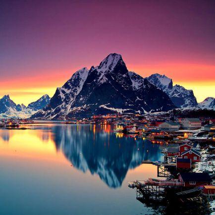 Туризм, 10 лучших мест для туристов в Северной Норвегии этой зимой | В ноябре Северная Норвегия вошла в список ТОП-5 лучших мест для туризма в 2015 году