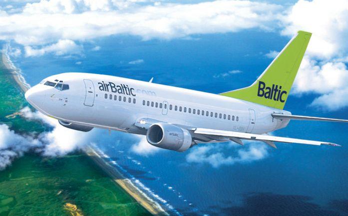 Бизнес, AirBaltic – самая пунктуальная авиакомпания в мире | Латвийская национальная авиакомпания airBaltic признана самой пунктуальной в мире.
