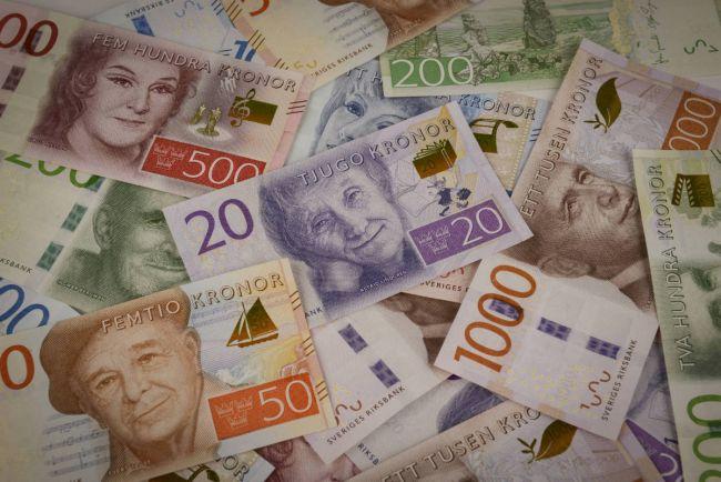 Бизнес, В Швеции началась денежная реформа | В Швеции началась денежная реформа