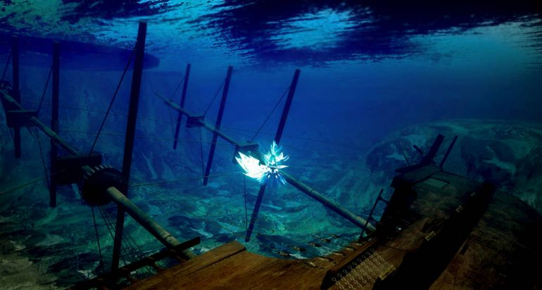 Калейдоскоп, Шведские подводные археологи нашли военный корабль XVII века | Шведские подводные археологи нашли военный корабль XVII века