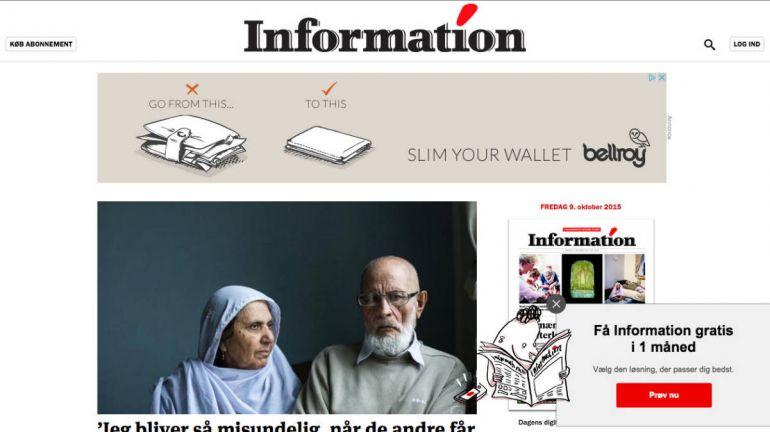 Общество, Датская газета привлекла беженцев к работе над свежим номером | Датская газета привлекла беженцев к работе над свежим номером
