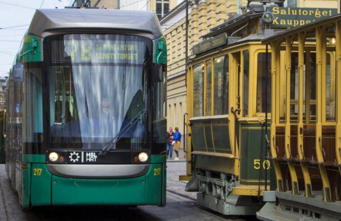 Калейдоскоп, Трамваи Хельсинки одни из самых неторопливых в Европе | Трамваи Хельсинки одни из самых неторопливых в Европе