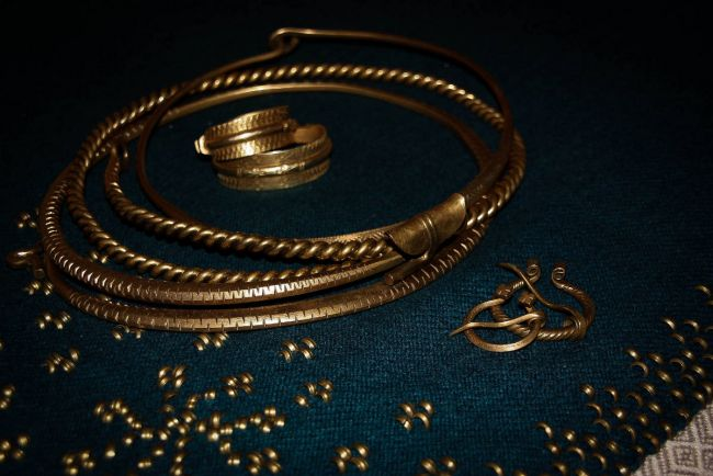 Культура, Датский археолог-любитель нашёл клад эпохи викингов | Датский археолог-любитель нашёл клад эпохи викингов