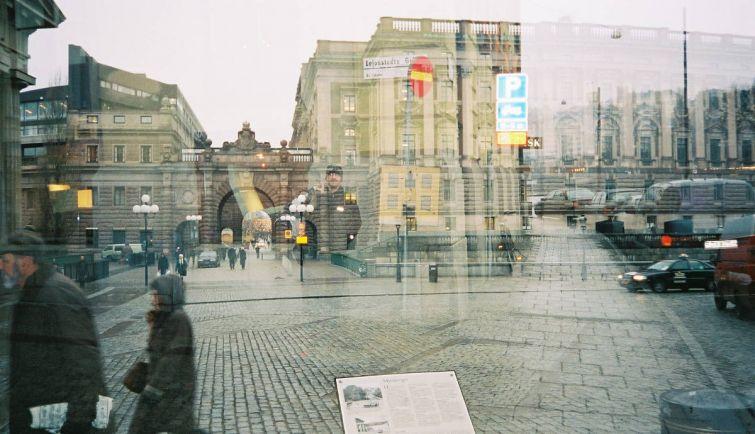 Калейдоскоп, Полиция нашла виновника «взрыва» в центре Стокгольме | Полиция нашла виновника «взрыва» в центре Стокгольме