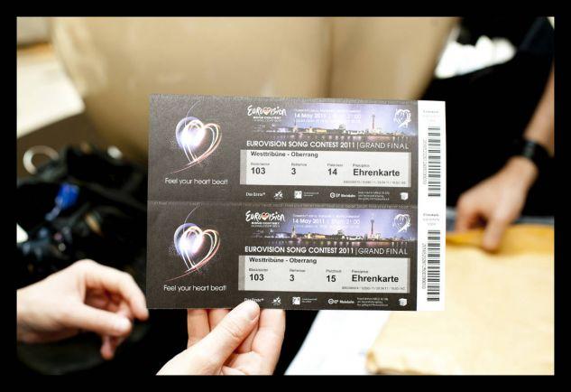 Культура, Интернет-сайт по продаже билетов на финал Евровидения не выдержал наплыва посетителей | Интернет-сайт по продаже билетов на финал Евровидения не выдержал наплыва посетителей