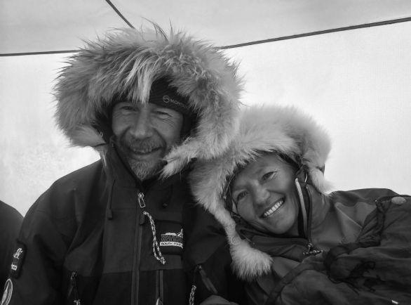 Туризм, Супружеская чета из Великобритании собирается пройти на лыжах Норвегию с юга на север | Супружеская чета из Великобритании собирается пройти на лыжах Норвегию с юга на север