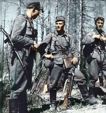 Статьи Общество, Лаури Тёрни - солдат трех армий |  Лаури Тёрни - солдат трех армий