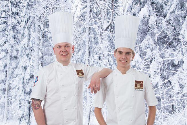 Кухня, Финн - лучший помощник повара | Жюри престижнейшего международного конкурса высокой кухни Bocuse d'Or признало лучшим помощником шеф-повара в мире в 2015 году финна Антти Луккари.