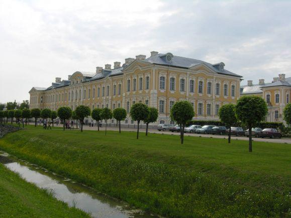 Статьи Туризм, Рундальское барокко | Рундальское барокко