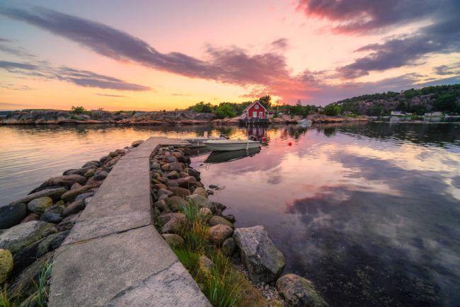 Калейдоскоп, Самый дешевый дом в Норвегии | Самая дешевая недвижимость Норвегии