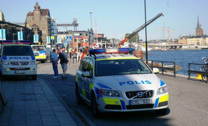 Полезная информация, Полиция Швеции издалека опознает угнанный автомобиль | Полиция Швеции издалека опознает угнанный автомобиль