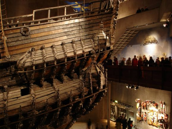 Статьи Туризм, Шведский Титаник | Васа – Шведский Титаник