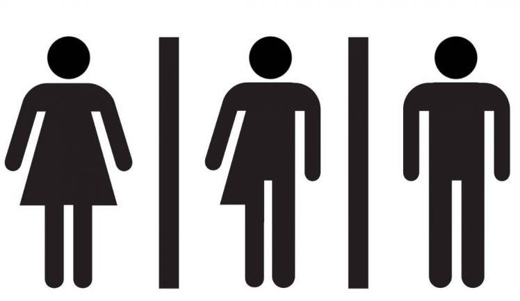 Общество, В Швеции появился символ половой нейтральности общественных туалетов | В Швеции появился символ половой нейтральности общественных туалетов