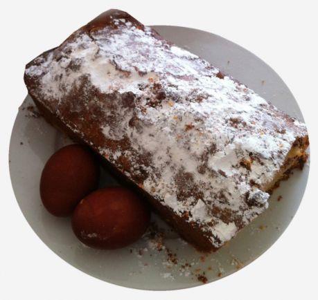 Рецепты, Датский пасхальный кекс | Датский пасхальный кекс