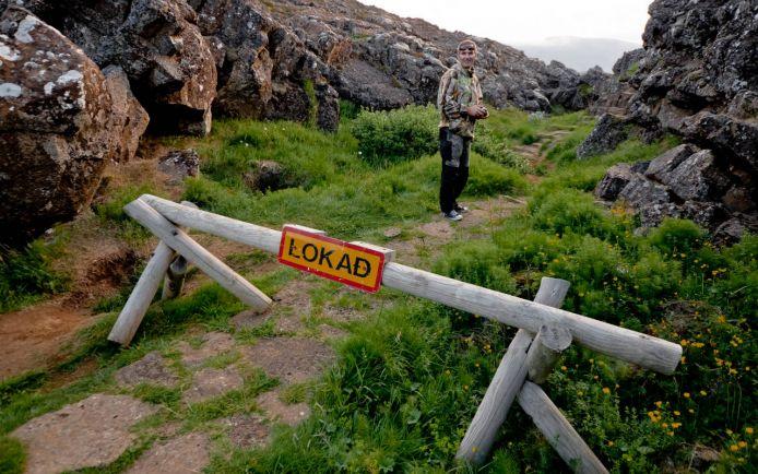 Общество, Исландия: бастуют все! | Исландия: бастуют все!