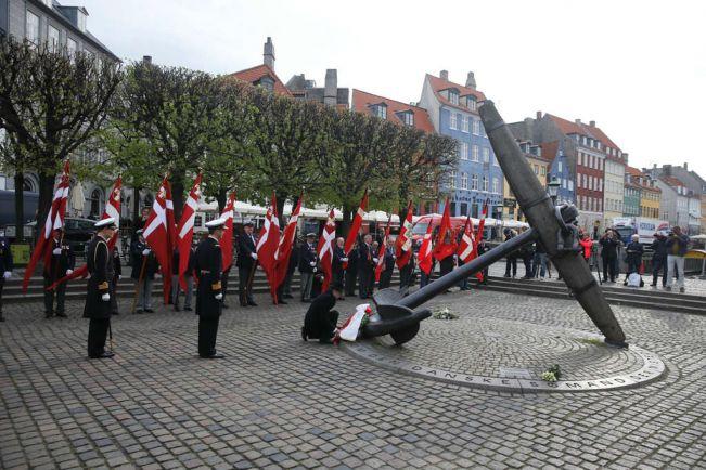Общество, Дания отметила 70-летие освобождения от фашистcкой оккупации | Дания отметила 70-летие освобождения от фашистcкой оккупации