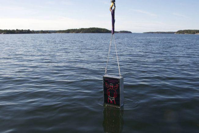 Общество, В Швеции изобрели оригинальное противолодочное оружие | В Швеции изобрели оригинальное противолодочное оружие