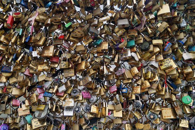 Калейдоскоп, Запретные замки любви | Запретные замки любви