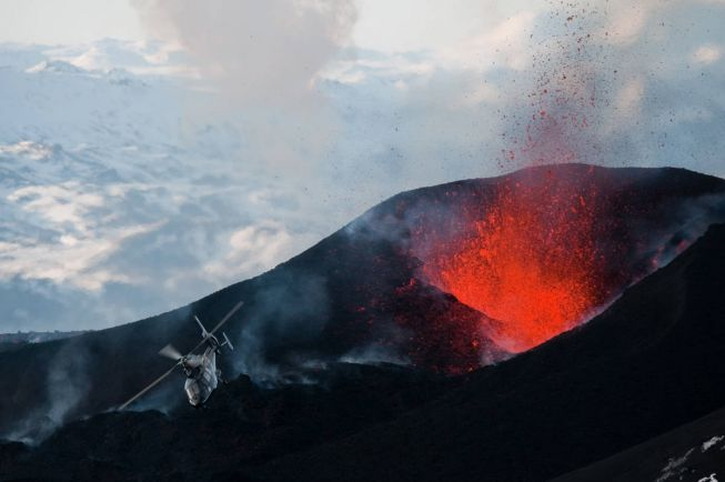 Общество, Ученые ищут ответы на вопросы авиационной безопасности в пепле Эйяфьядлайёкюдль | Ученые ищут ответы на вопросы авиационной безопасности в пепле Эйяфьядлайёкюдль