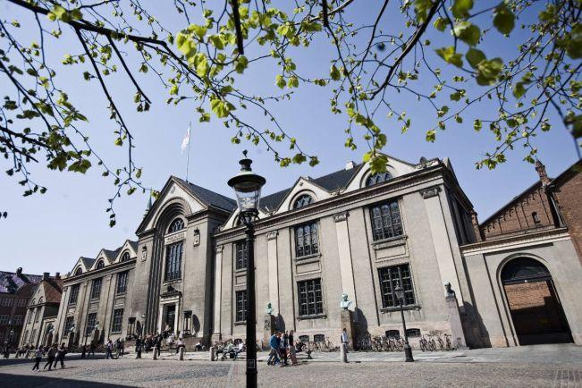 Калейдоскоп, Копенгагенский университет превратился в самую большую улитку на планете | Копенгагенский университет превратился в самую большую улитку на планете