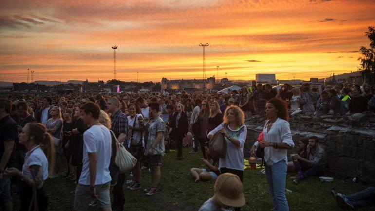 Культура, Норвежский фольклорный фестиваль нарушает местные традиции |