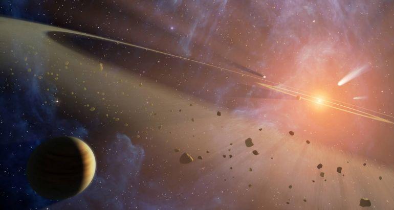 Калейдоскоп, Дания готовится к звёздным войнам | Дания готовится к звёздным войнам