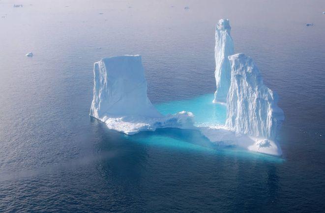 Калейдоскоп, В Гренландии борются с глобальным потеплением | В Гренландии борются с глобальным потеплением