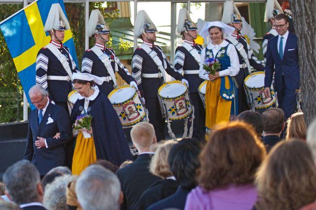 Общество, Национальный день Швеции | Национальный день Швеции