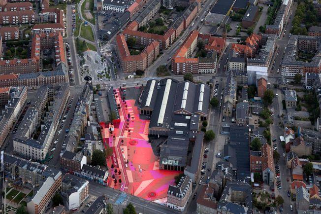 Калейдоскоп, Датские архитекторы отобрали заказ у Нормана Фостера | Датские архитекторы отобрали заказ у Нормана Фостера