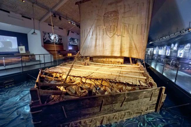 Статьи Общество, Потомки викингов в Тихом океане | Потомки викингов в Тихом океане