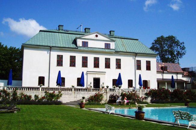 Калейдоскоп, В Швеции выставлен на продажу тысячелетний дворец с призраками | В Швеции выставлен на продажу тысячелетний дворец с призраками