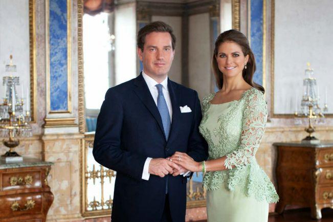 Общество, Новорожденному шведскому принцу дали имя |