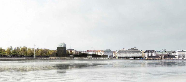 Калейдоскоп, Представлен проект Музея Гуггенхайма в Хельсинки |