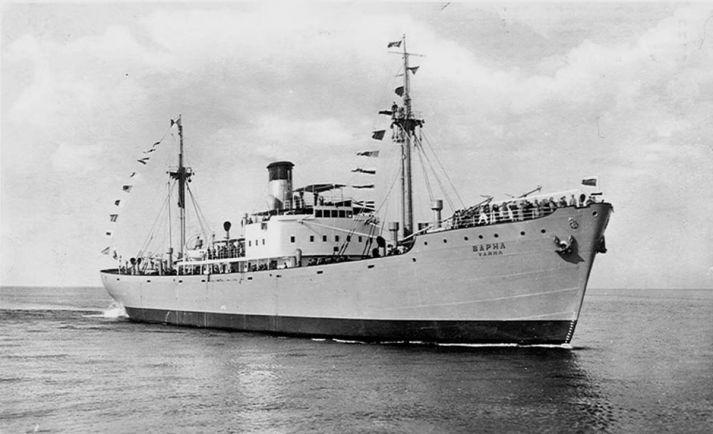 Калейдоскоп, У побережья Норвегии найден немецкий корабль времен Второй мировой войны |