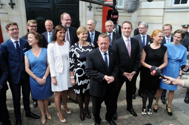 Общество, Данию ждут перемены с приходом нового правительства |