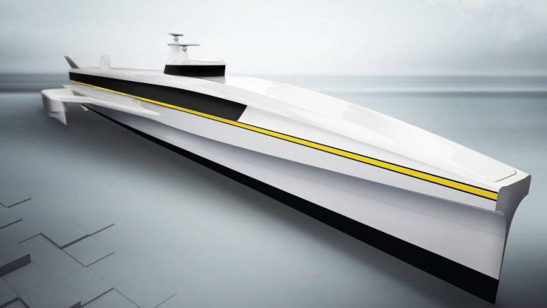 Калейдоскоп, Норвежские инженеры спроектировали «суперкатамаран» | Норвежские инженеры спроектировали «суперкатамаран»