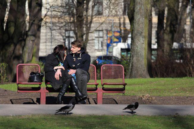 Общество, В Латвии стали чаще жениться и реже рожать | В Латвии стали чаще жениться и реже рожать