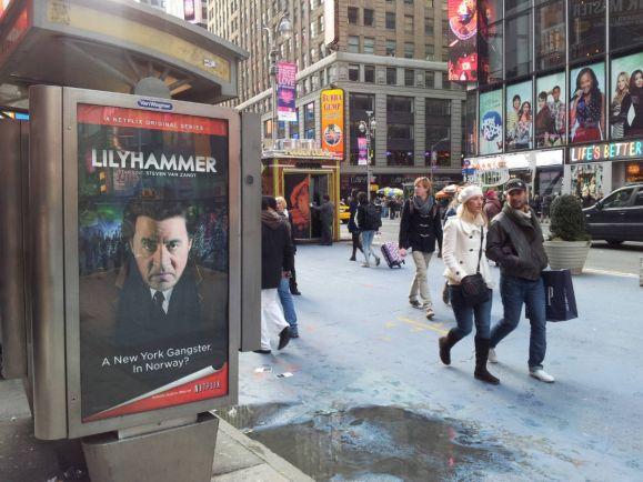 Культура, Американская компания Netflix объявила о прекращении съёмок «Лилихаммера» | Американская компания Netflix объявила о прекращении съёмок «Лилихаммера»