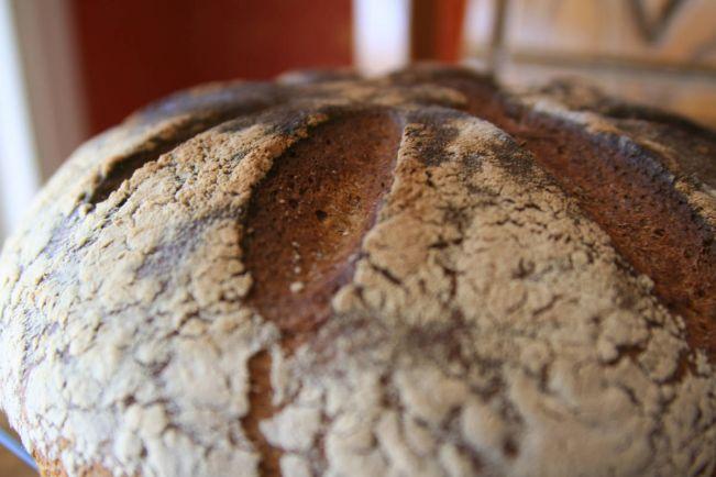 Рецепты, Шведский ржаной хлеб с яблоками | Шведский ржаной хлеб с яблоками