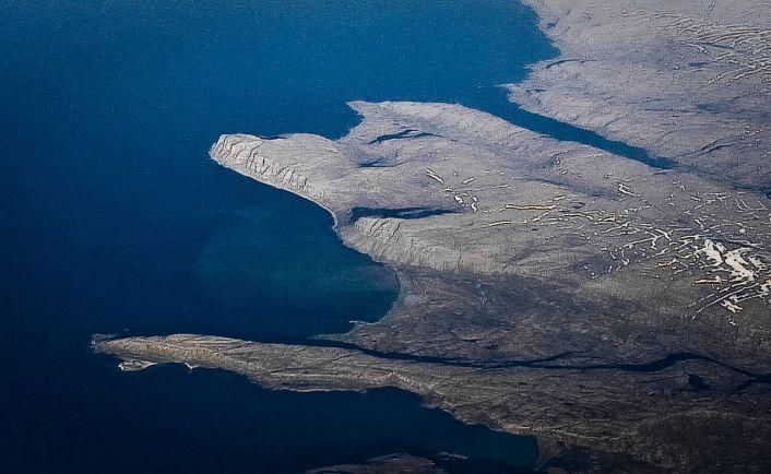 Калейдоскоп, В середине лета в Исландию пришла зима | В середине лета в Исландию пришла зима