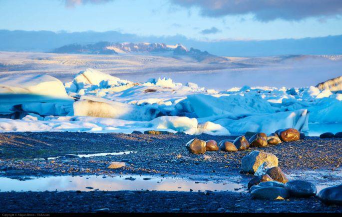 Калейдоскоп, Ледники Исландии могут увеличиться впервые за 20 лет |