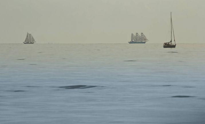 Калейдоскоп, Датчанин выжил после 17 часов в море | Датчанин выжил после 17 часов в море