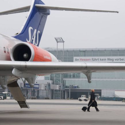 Калейдоскоп, Сотрудники Скандинавских авиалиний жалуются на домогательства на рабочем месте | Сотрудники Скандинавских авиалиний жалуются на домогательства на рабочем месте