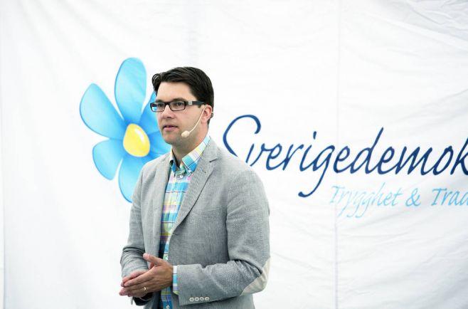 Общество, В Швеции набирают популярность идеи правых политиков | В Швеции набирают популярность идеи правых политиков