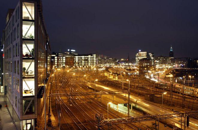 Калейдоскоп, Больше тысячи километров шведских железных дорог опасны для пассажиров | Больше тысячи километров шведских железных дорог опасны для пассажиров