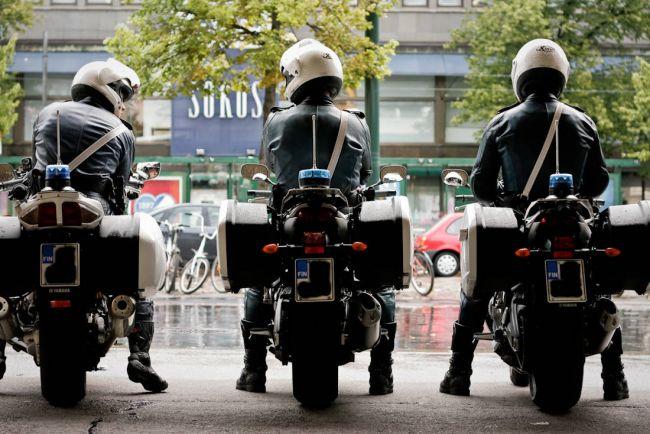 Общество, В Финляндии арестованы националисты, участвовавшие в массовых беспорядках | В Финляндии арестованы националисты, участвовавшие в массовых беспорядках