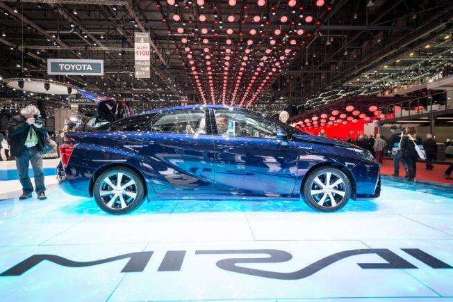 Бизнес, Датчане одними из первых в Европе смогут купить серийный водородный автомобиль | Датчане одними из первых в Европе смогут купить серийный водородный автомобиль