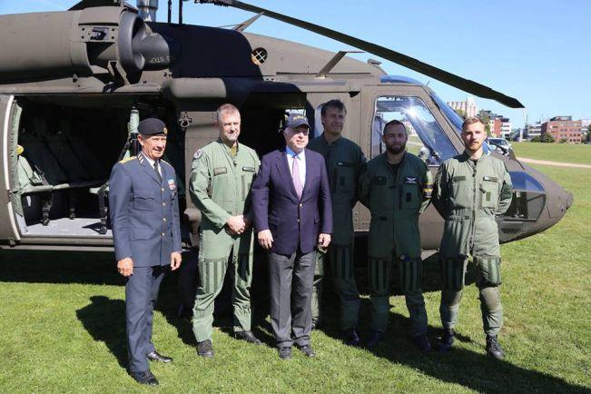 Общество, Джон Маккейн предупредил шведов об угрозе с востока | Джон Маккейн предупредил шведов об угрозе с востока