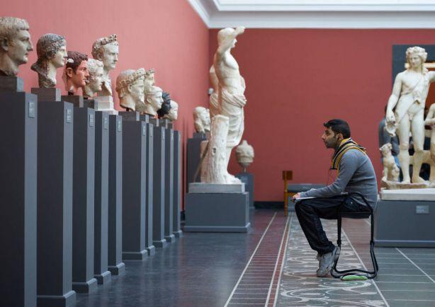 Культура, Из музея в Копенгагене украли скульптуру Родена | Из музея в Копенгагене украли скульптуру Родена