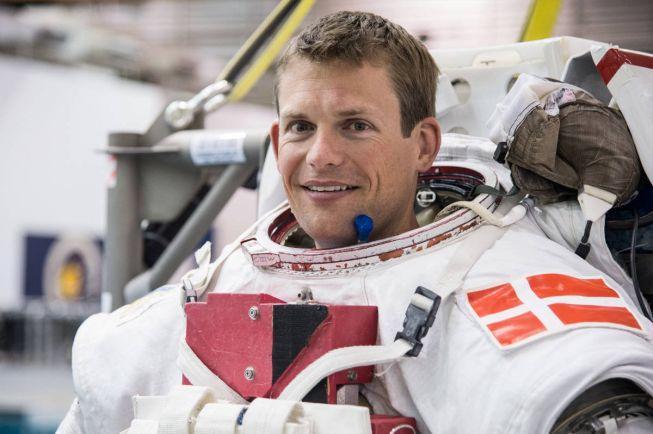 Калейдоскоп, Первый датский астронавт управлял из космоса планетоходом на Земле | Первый датский астронавт управлял из космоса планетоходом на Земле
